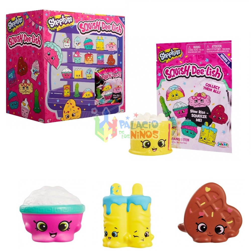 Squishy Shopkins