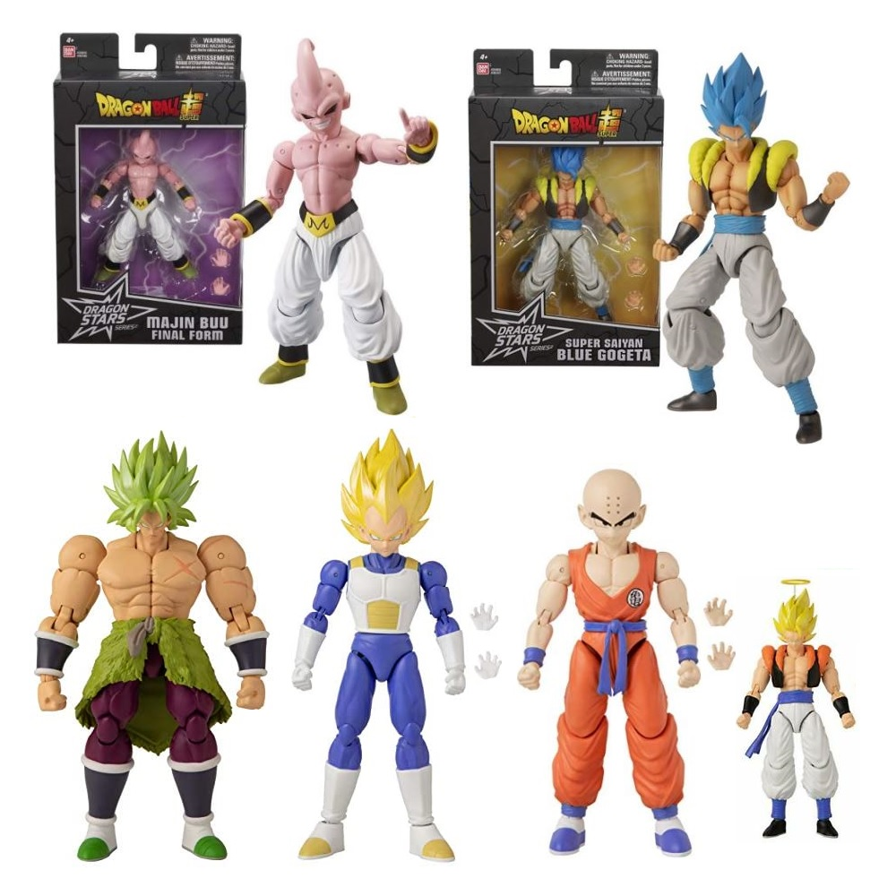 Figura Dragon Ball en Caja