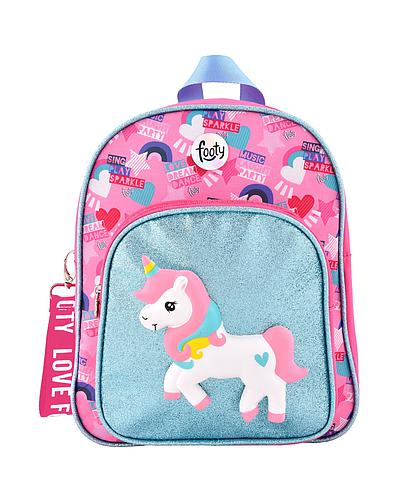 Mochila Unicornio c/ relieve