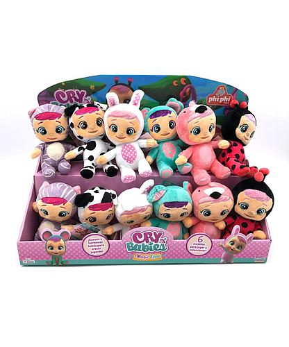 Peluche Cry Babies Chico